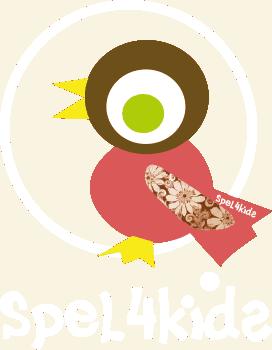 Spel4Kids Retina Logo